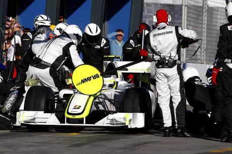 Statistieken F1 Australië 2009