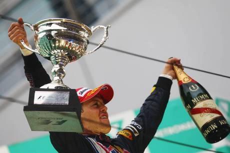 Statistieken F1 China 2009