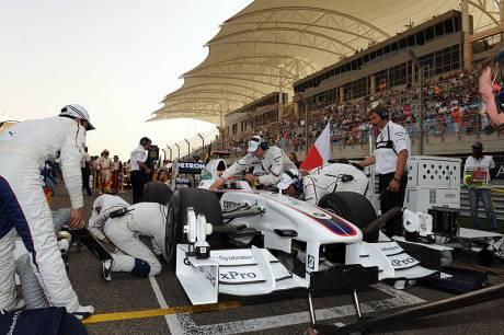 Statistieken F1 Bahrein 2009