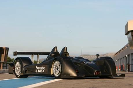 De Formule Le Mans (FLM09) ontwikkeld door Oreca, The Motorsport Company
