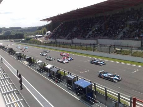 De rollende start voor de Le Mans Series
