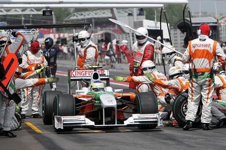 Statistieken F1 Spanje 2009