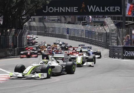 Statistieken F1 Monaco 2009