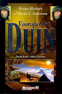 Brian Herbert & Kevin J. Anderson - Voorspel tot Duin, Derde boek; Huis Corrino
