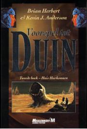 Brian Herbert & Kevin J. Anderson - Voorspel tot Duin, Tweede boek; Huis Harkonnen
