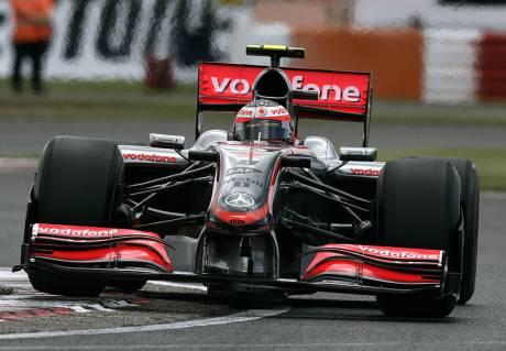 Statistieken F1 Engeland 2009