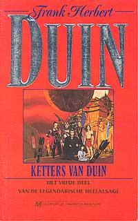 Frank Herbert - Ketters van Duin