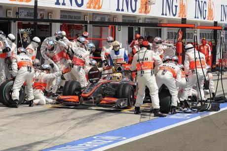 Statistieken F1 Hongarije 2009