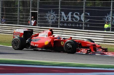 Statistieken F1 Italië 2009