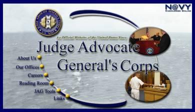 U.S. Navy Judge Advocate General's Corps