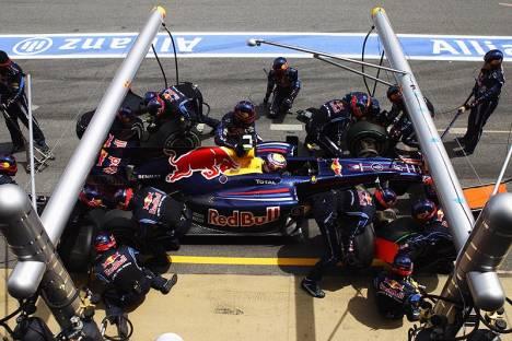 Statistieken F1 Spanje 2010