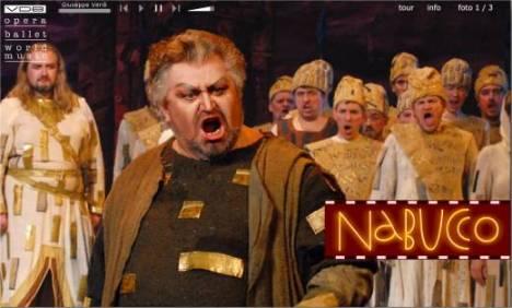 Staatsopera Tatarstan - Nabucco