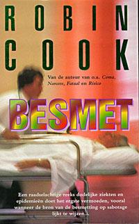 Robin Cook - Besmet
