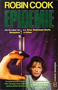 Robin Cook - Epidemie