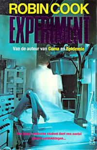 Robin Cook - Experiment
