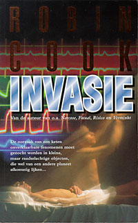 Robin Cook - Invasie
