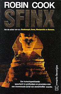 Robin Cook - Sfinx