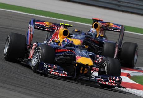 Statistieken F1 Turkije 2010