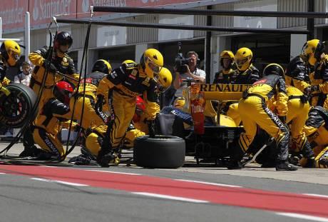 Statistieken F1 Engeland 2010