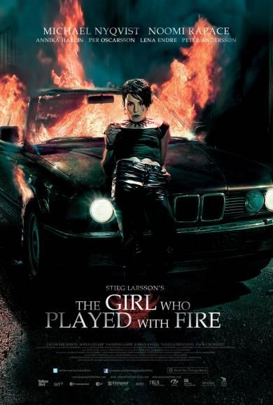 Millenium: De Vrouw Die Met Vuur Speelde (2009)