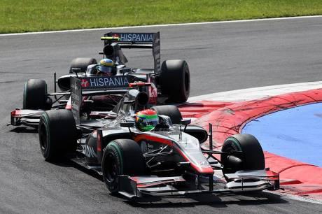 Statistieken F1 Italië 2010