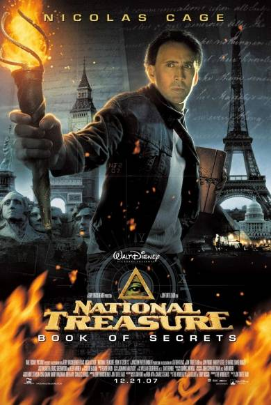 National Treasure : Book of Secrets (2007)