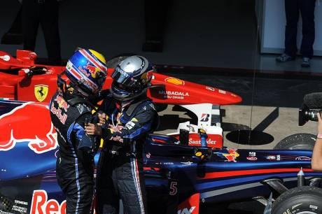 Statistieken F1 Brazilië 2010