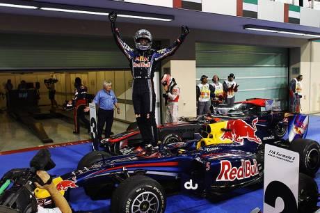 Statistieken F1 Abu Dhabi 2010
