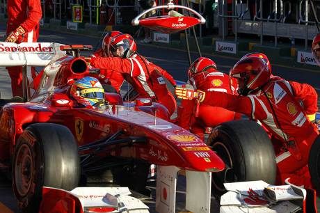 Statistieken F1 Australië 2011