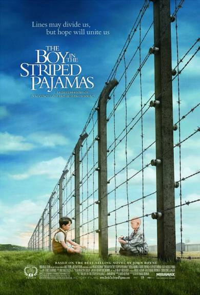 The Boy in the Striped Pajamas (2008)