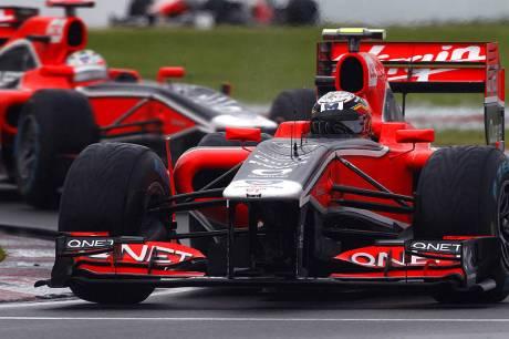 Statistieken F1 Canada 2011