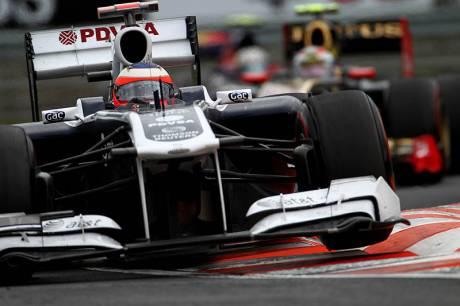 Statistieken F1 Hongarije 2011