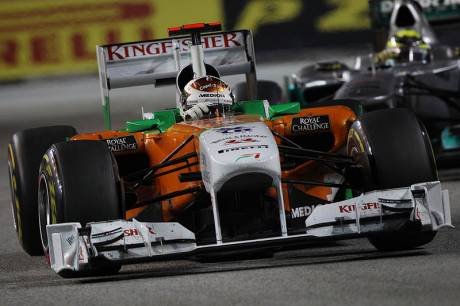 Statistieken F1 Singapore 2011