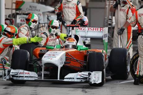 Statistieken F1 Japan 2011