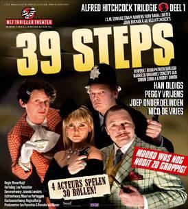 Het Thrillertheater - 39 Steps