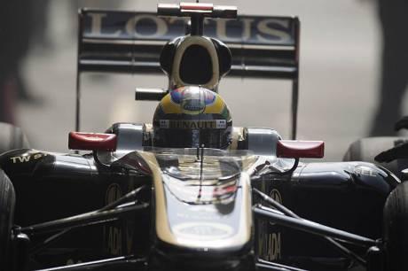 Statistieken F1 India 2011