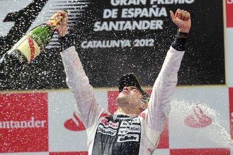 Statistieken F1 Spanje 2012