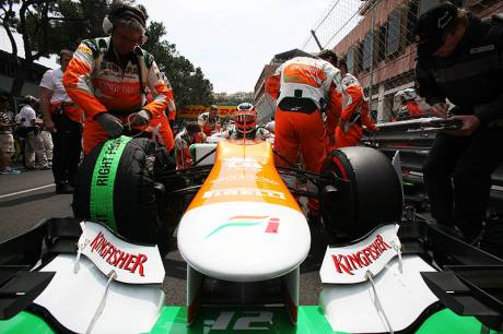 Statistieken F1 Monte Carlo 2012