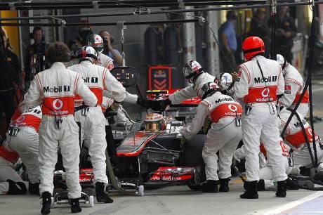 Statistieken F1 Engeland 2012