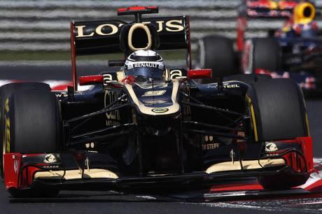 Statistieken F1 Hongarije 2012