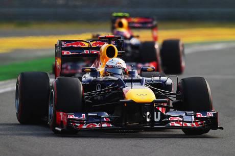 Statistieken F1 Korea 2012