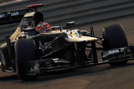Statistieken F1 India 2012