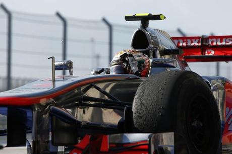 Statistieken F1 Verenigde Staten 2012