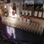 Whisky Dinner; De selectie van Whisky