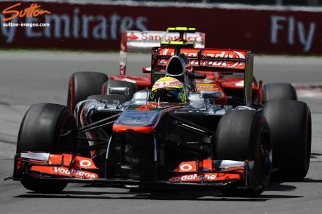 Statistieken F1 Canada 2013