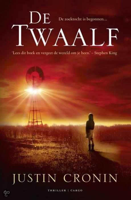 Justin Cronin - De Twaalf