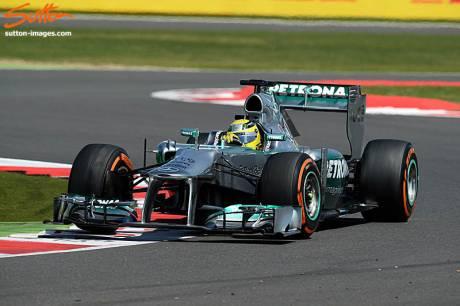 Statistieken F1 Engeland 2013