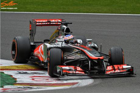 Statistieken F1 België 2013