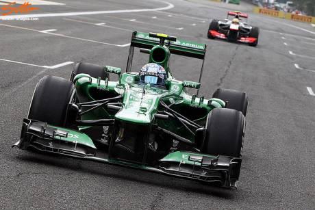 Statistieken F1 Italië 2013