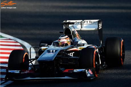 Statistieken F1 Japan 2013